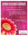 MTCLC Esther Women's Ministry Weekly Devotional Flyer